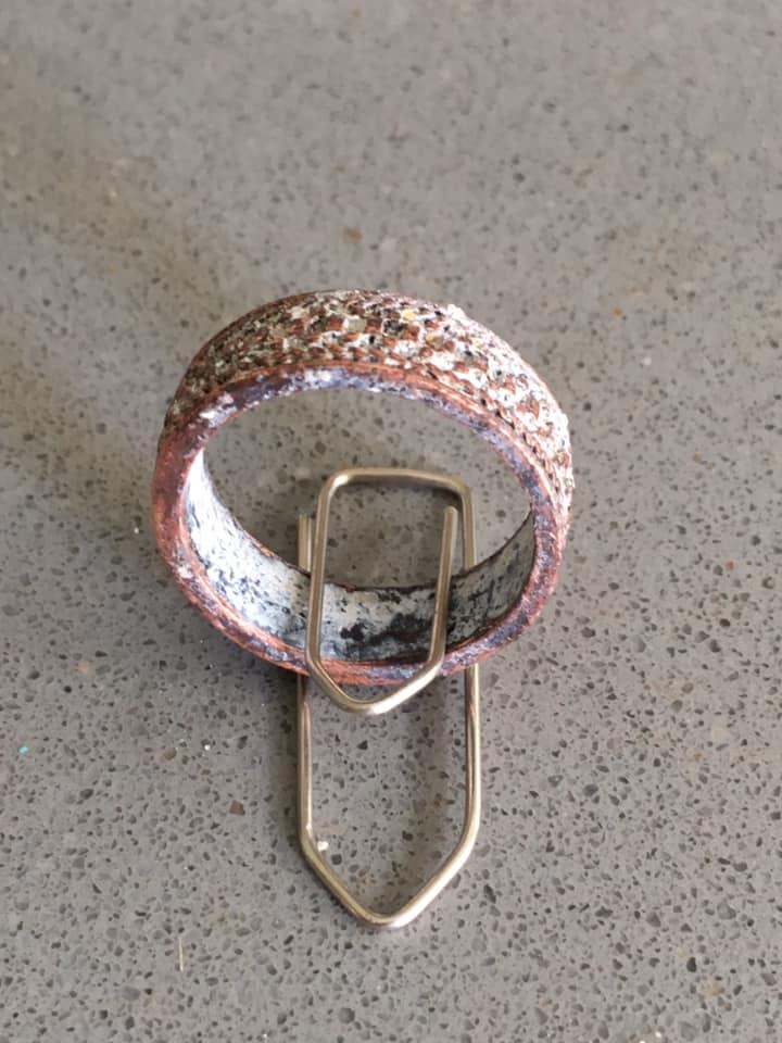 koperen ring 710208