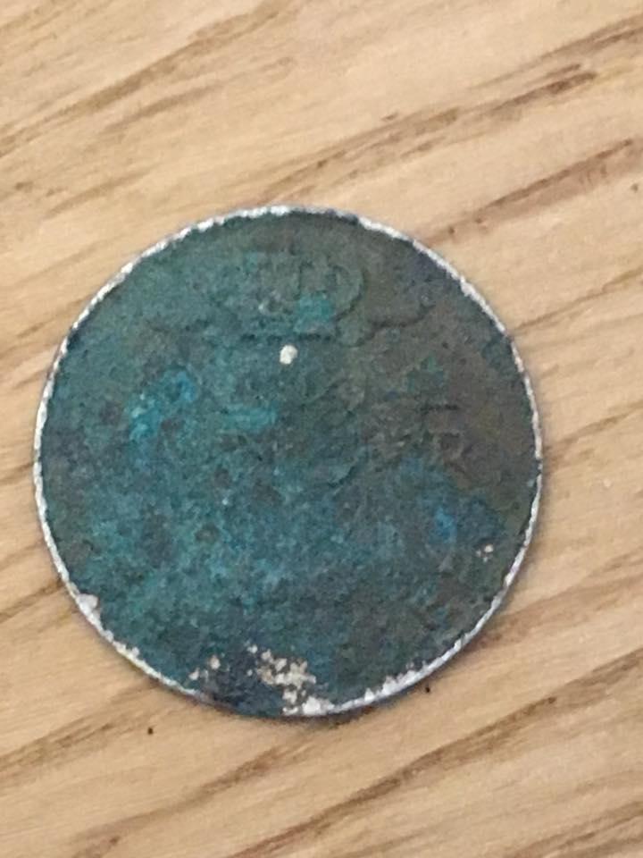 1 Belgische Frank 612018 (2)