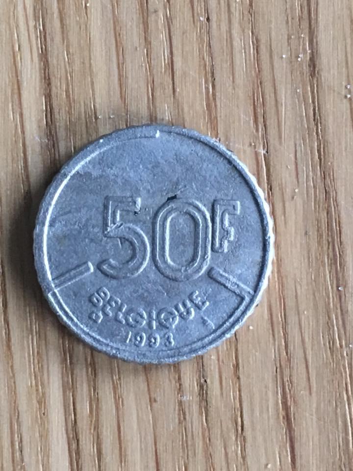 50 Belgische Frank