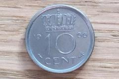 10 Hollandse cent