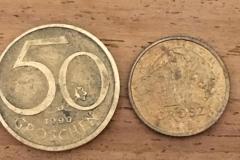 oostenrijkse munten augustus 2017