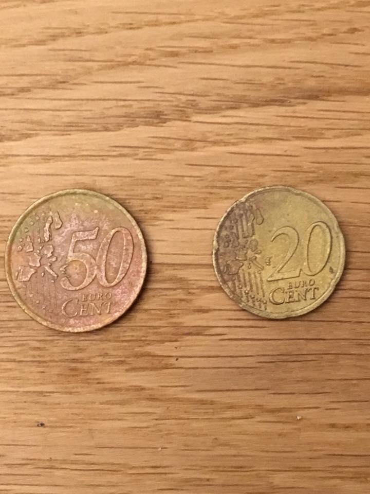 Euro's 26012018
