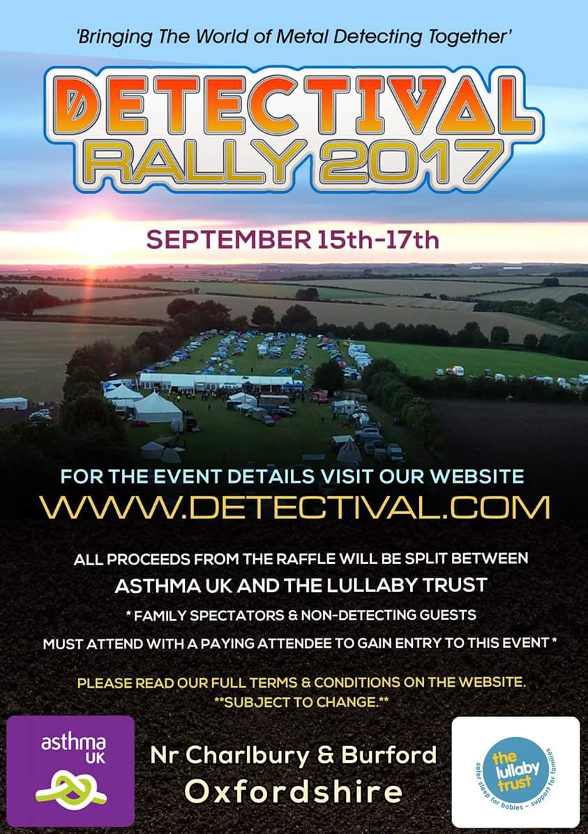 Detectival: Rally 2017