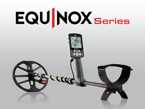 minelab equinox detector