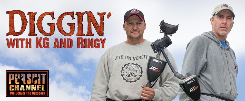 KG en Ringy op Pursuit Channel