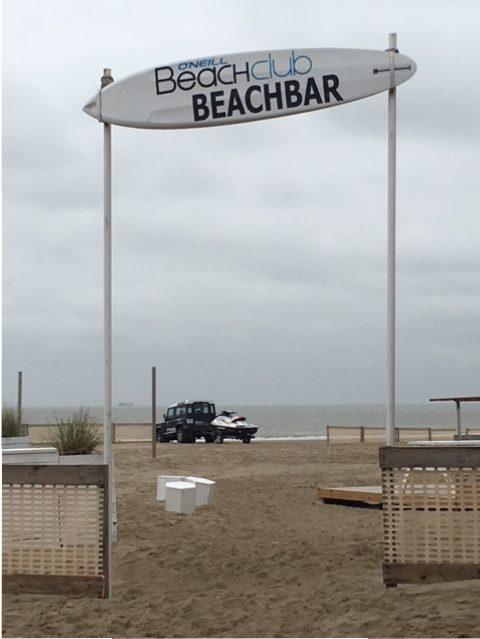 O'neill Beach Club Blankenberge