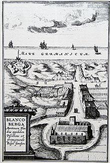 Blankenberge in de 17de eeuw