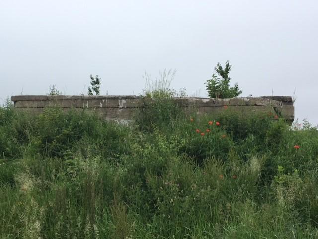 Bunker Vliegveld Uitkerke WO I