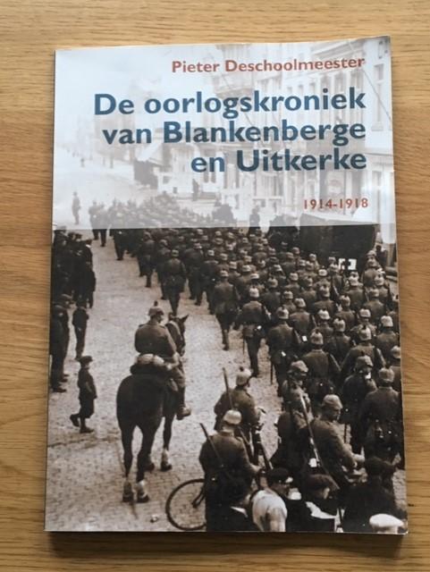 De oorlogskroniek Blankenberge en Uitkerke