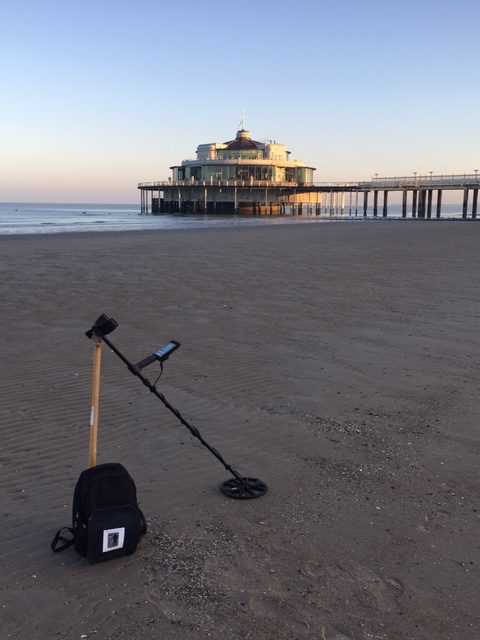 Het resultaat van 7 jaar zoeken op het strand