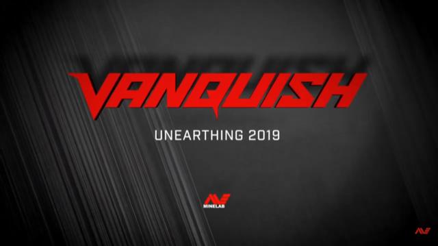 Minelab Vanquish Preview