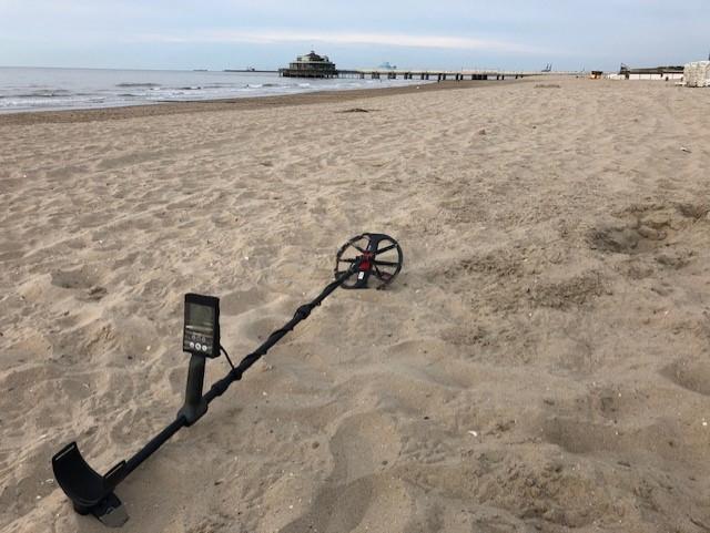 Equinox 800: Instellingen voor het strand